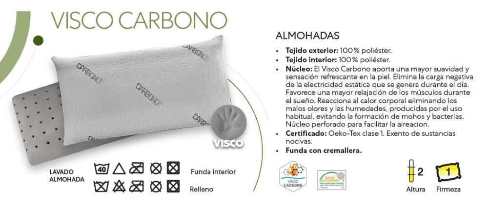 Almohada Relax Victory