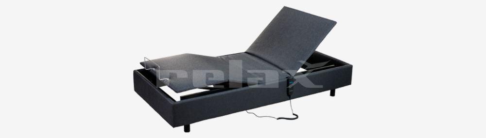 Cama eléctrica tapizada Relax Hiver