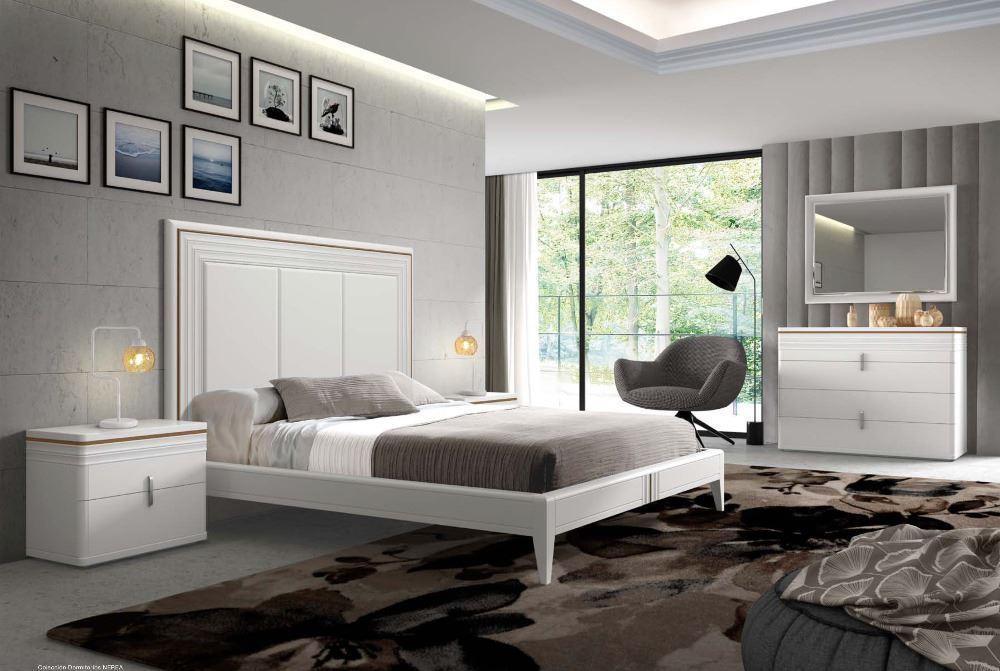 Composición de dormitorio NEREA 2
