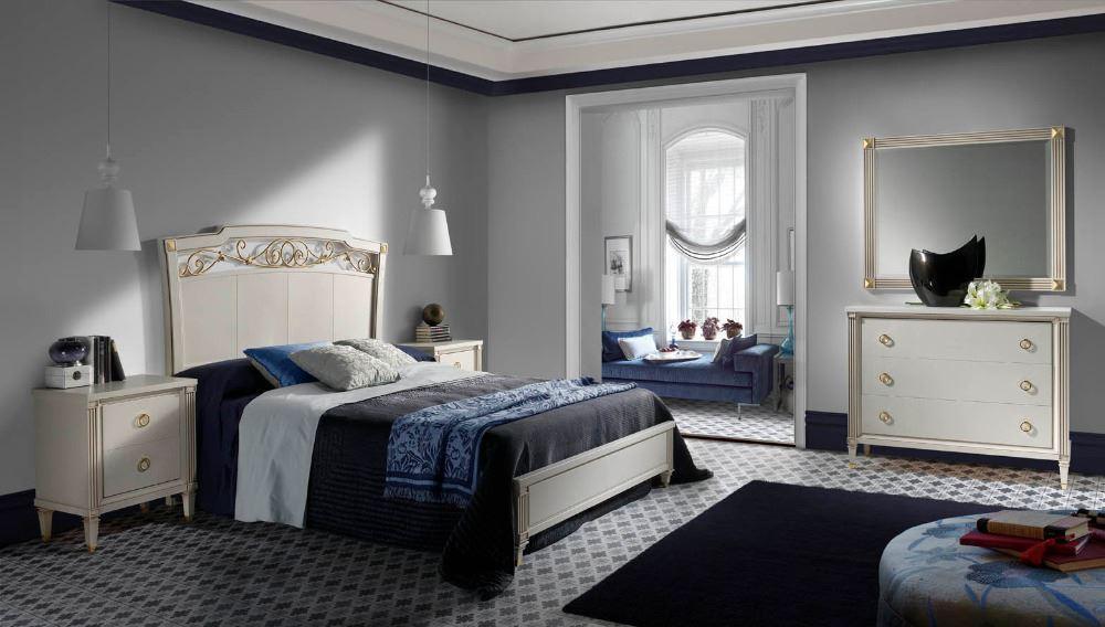 Composición de dormitorio PASION