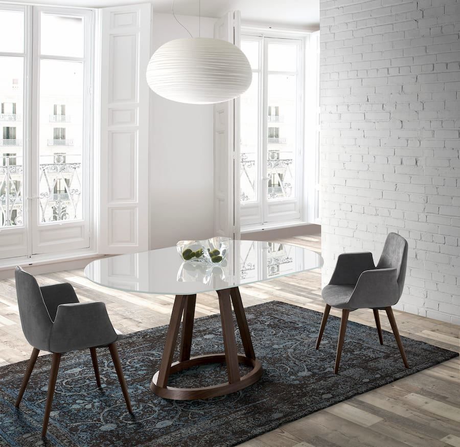 Mesa de comedor ALICE (2)