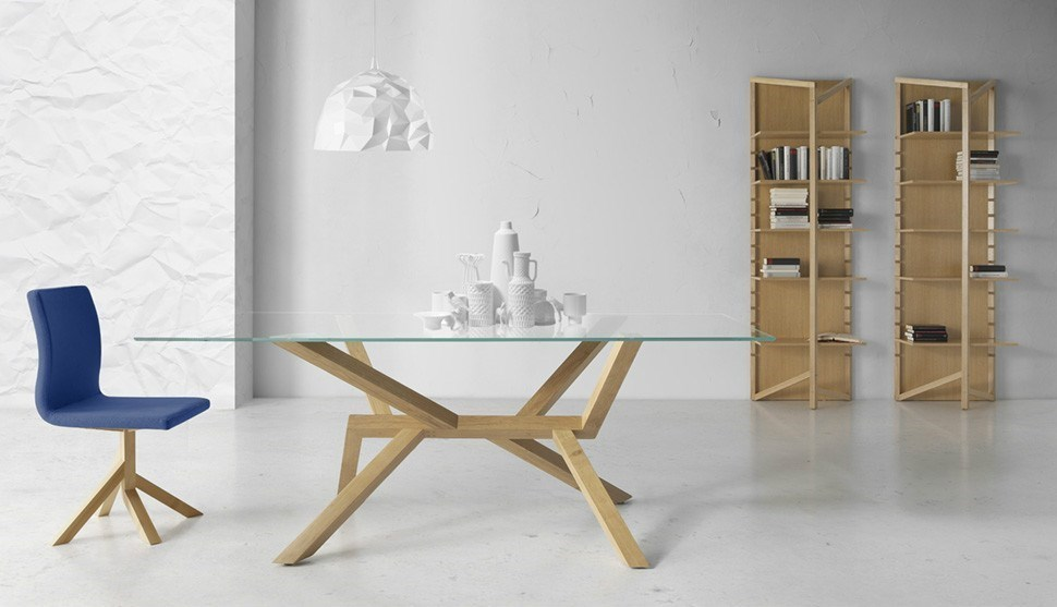 Mesa de comedor TREE WOOD