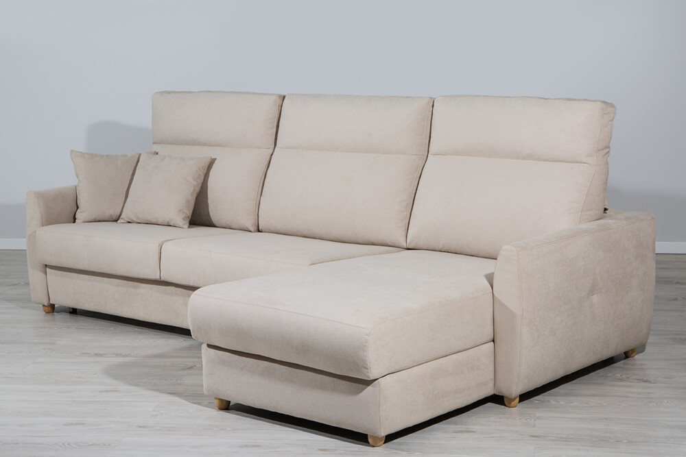 Sofá cama chaiselongue CHARRO